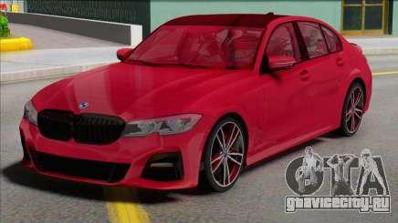 BMW 3 Series G20 M Sport для GTA San Andreas