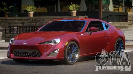 2012 Scion FR-S для GTA 4