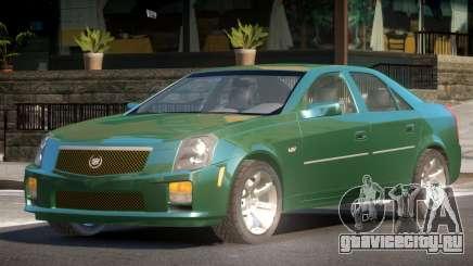 2003 Cadillac CTS для GTA 4