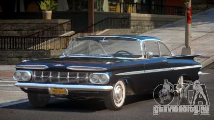 1961 Chevrolet Impala Old для GTA 4