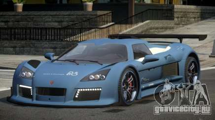 Gumpert Apollo Drift L2 для GTA 4