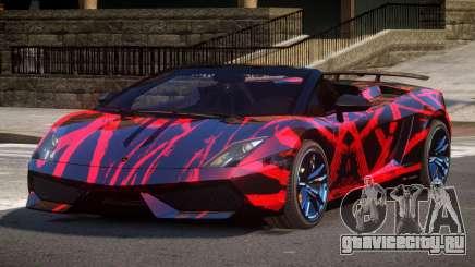 Lamborghini Gallardo LP570 SR L1 для GTA 4