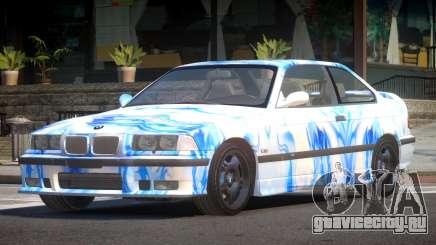 1992 BMW M3 E36 L1 для GTA 4