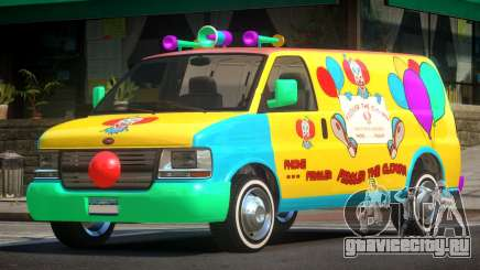Vapid Clown Van для GTA 4