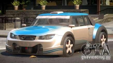 Valley Car from Trackmania 2 PJ4 для GTA 4
