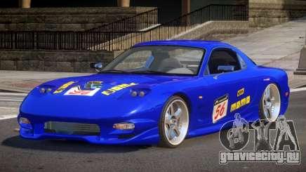 Mazda RX7 L-Tuned L8 для GTA 4