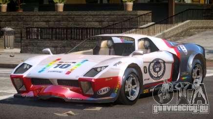 Island Car from Trackmania PJ5 для GTA 4