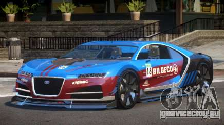 Truffade Nero Custom L5 для GTA 4