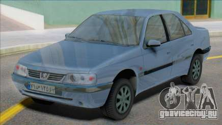 Peugeot 405 SLX Iran Plates для GTA San Andreas