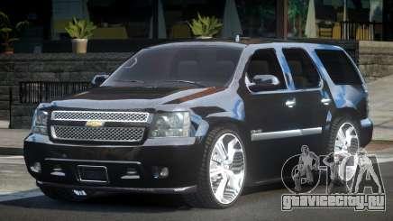 Chevrolet Tahoe L-Tuning для GTA 4