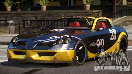Coast Car from Trackmania PJ2 для GTA 4