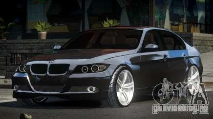BMW 330i E90 V1.0 для GTA 4