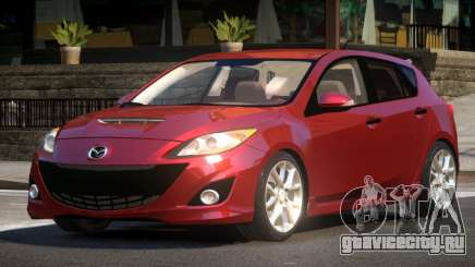 Mazda 3 HKS для GTA 4