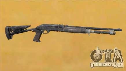 Resident Evil 3 Remake Benelli M4 Super 90 для GTA San Andreas