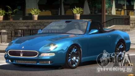 Maserati 3200 GT для GTA 4
