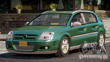 Opel Signum HK для GTA 4