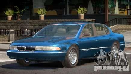 Chrysler New Yorker XIV для GTA 4