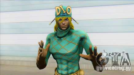 JoJos Bizarre Adventure Diego для GTA San Andreas
