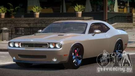 Dodge Challenger SRT8 GST для GTA 4