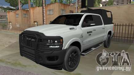 Dodge Ram 2020 MARINA для GTA San Andreas