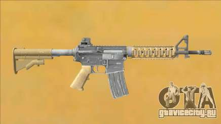 Resident Evil 3 Remake Colt M933 TAN для GTA San Andreas