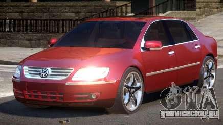 Volkswagen Pheaton SN для GTA 4