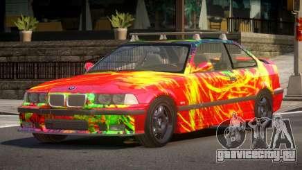 1992 BMW M3 E36 L7 для GTA 4