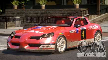 Coast Car from Trackmania PJ4 для GTA 4
