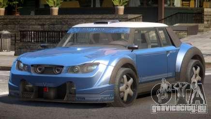 Valley Car from Trackmania 2 PJ1 для GTA 4