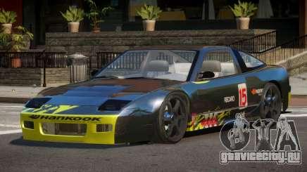 Nissan 240SX GS L1 для GTA 4