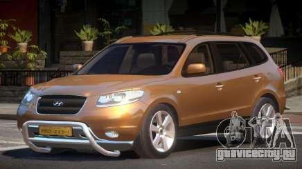 Hyundai SantaFe TR для GTA 4