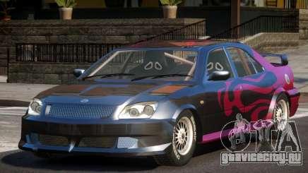 Insetta Sport from FlatOut 2 для GTA 4