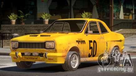 Desert Car from Trackmania PJ1 для GTA 4