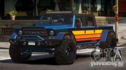 Canis Kamacho L3 для GTA 4