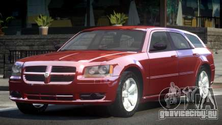 Dodge Magnum UL для GTA 4