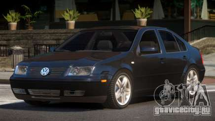 Volkswagen Bora SN для GTA 4