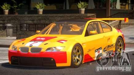 2009 BMW M3 GT2 L4 для GTA 4