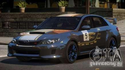 Subaru Impreza D-Tuned L4 для GTA 4
