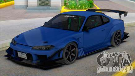 Nissan Silvia S15 RHD Tuning для GTA San Andreas