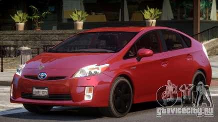 Toyota Prius HK для GTA 4