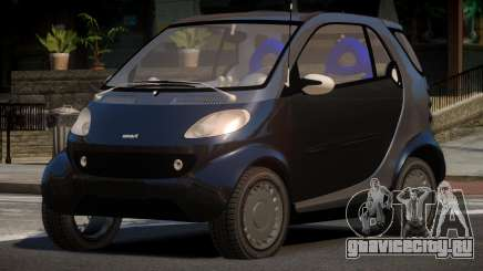 2012 Smart ForTwo для GTA 4