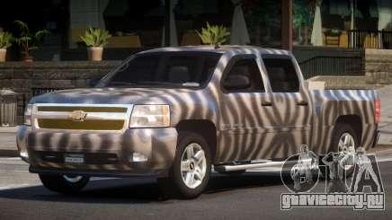 Chevrolet Silverado GST 1500 L9 для GTA 4