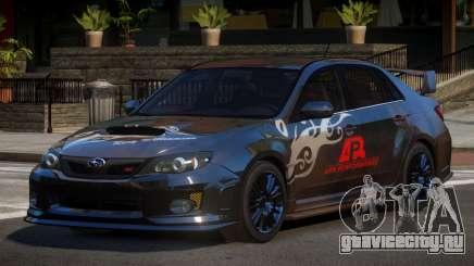 Subaru Impreza D-Tuned L2 для GTA 4