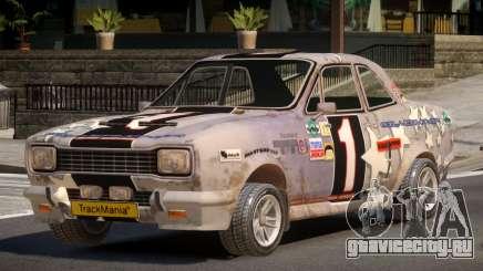 Desert Car from Trackmania PJ3 для GTA 4