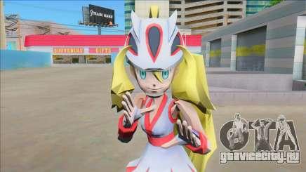 Korrina from Pokemon Masters для GTA San Andreas