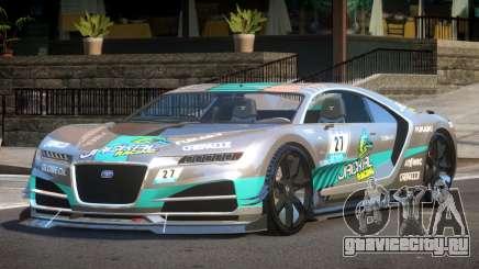 Truffade Nero Custom L8 для GTA 4