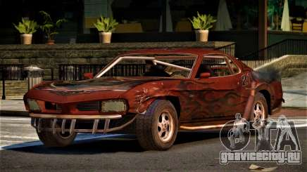 Venom from FlatOut 2 PJ3 для GTA 4