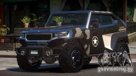 Canis Freecrawler L3 для GTA 4