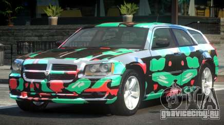 Dodge Magnum UL L5 для GTA 4