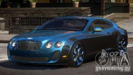 2010 Bentley Continental GT для GTA 4